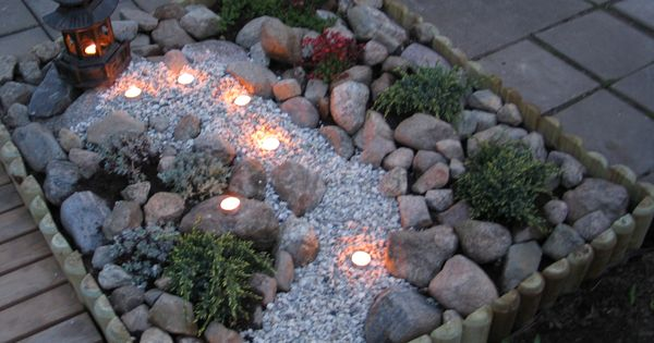 Mini japanese garden zen pinterest jardins for Jardin chinois miniature