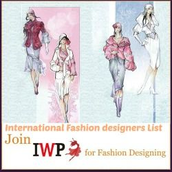 International Fashion Designers List International Fashion Designers Fashion Designer List Top Design Fashion