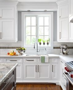 18++ Shaker cabinets partial overlay inspiration