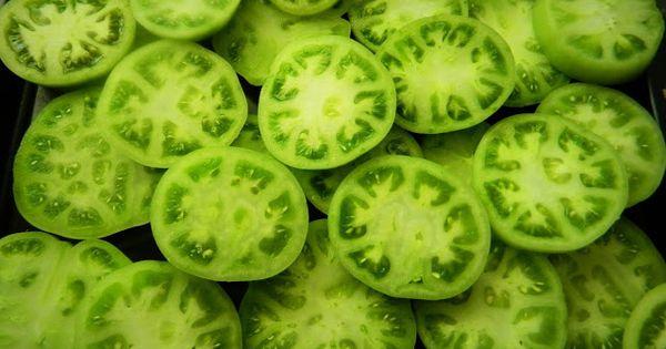 Jam Packed Goodness: Fried Green Tomatoes & Jalapeno Yogurt Dip | Jam ...