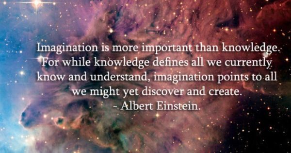 Albert Einstein ~ ~ ~ This is beautiful, and very true words