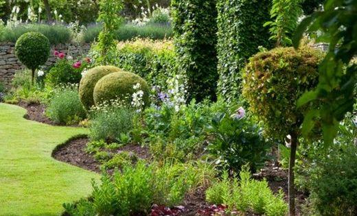 Bordures De Jardin 20 Id Es Originales Bordure De Jardin Bordure Et Plantes