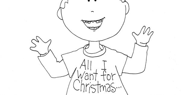All I want for Christmas is my two front teeth.. | Color ...