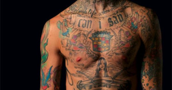 Travis Barker tattoos ink