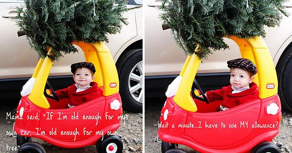 Christmas card idea! When I have kids