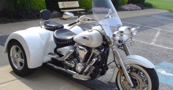 Trike 3 Wheeler Cover Champion Trikes Yamaha Road Star