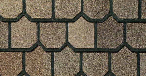 Estate Brown Gaf Designer Roof Shingles Swatch General Roofing Systems Canada Grs Www