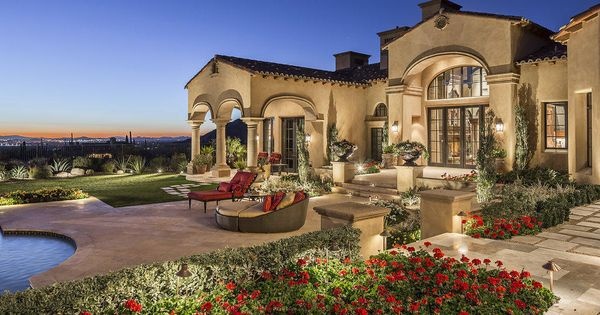 A True Luxury Nestled In Scottsdale AZ Phoenix Arizona