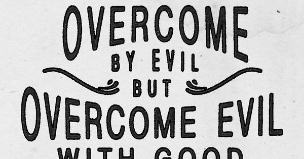 do good avoid evil essay The knowledge of good and evil we should strive to do good and avoid evil we like to think of what we do as good evil is about probability.