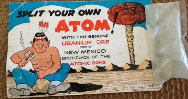 Split Your Own Atom Retro Ads Atom Vintage Advertisements