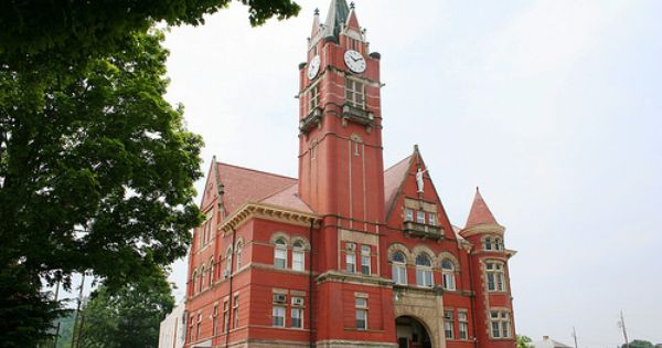Doddridge County Courthouse West Union Wv West Virginia West Union Places Ive Been