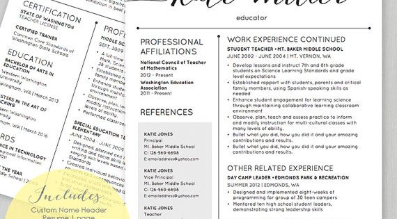 Custom resume writing references