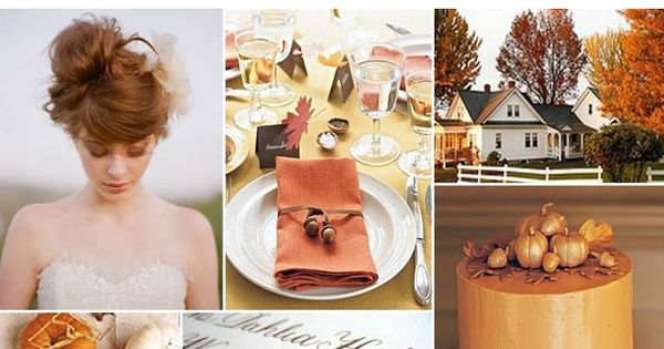 The Perfect Palette: 5 Fabulous Fall Color Palettes!