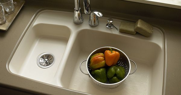 Corian 872 Double Bowl Sink Free With A Purchase Of 30