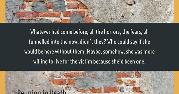 Pin By God S Child A On J D Robb Eve Rourke Quotes Roarke Reunion Death