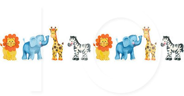 Zoo Animals Clipart Border More Information On Mark Url Animal Clipart Baby Zoo Animals Zoo Animals