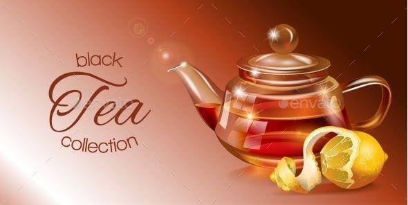 Black Tea Banner Black Tea Tea Tea Pots