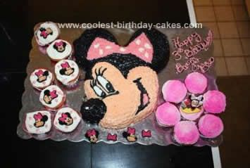 Sensational Coolest Minnie Mouse Birthday Cake With Images Minnie Mouse Funny Birthday Cards Online Barepcheapnameinfo