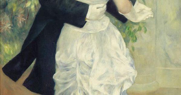 Danse la ville pierre auguste renoir art that i for Renoir maison classique