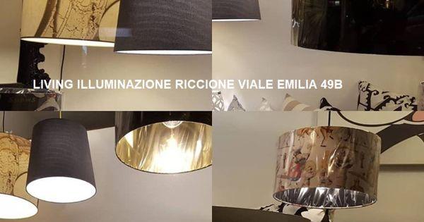 Progetto Illuminazione Con Paralumi Per Locale A Rimini Ristorante