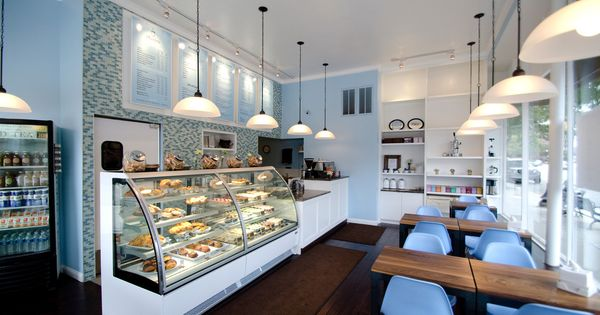 interior design, retail store, phoebe's bakery - 2012 | idée