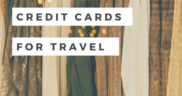 credit cards travel to europe
