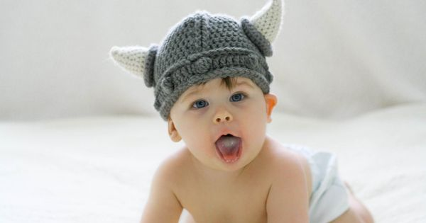 For your tiny viking. $20 @Lindsey Jacobus you and Dylans future baby