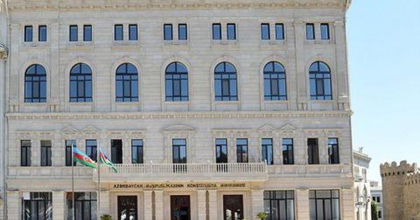 Konstitusiya Məhkəməsi Prezidentin Layihəsinə Hacan Baxmalidir House Styles Mansions Building