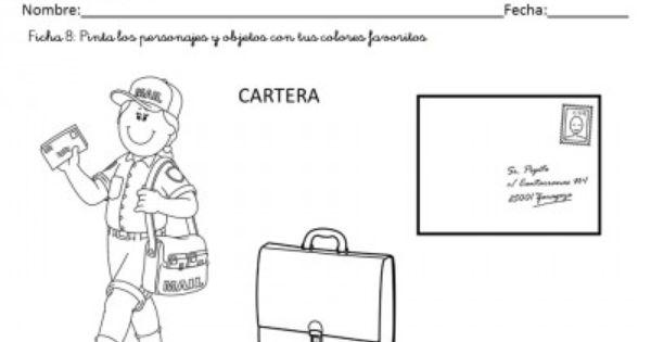 Poema Por El Dia Del Campesino Para Niños De Inicial Cuadernillo De Trabajo Album De Los Oficios Oficios Oficios Y