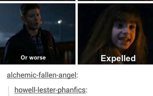 When these fandoms crossed. | 31 Times Tumblr Had Jokes About The