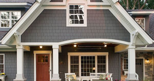 Love The Color And Dormer Detail Bumped Out Board And