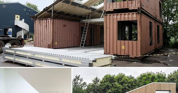 Shipping container homes that will blow your mind 15 - Arquitectura contenedores maritimos ...