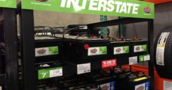 Costco Automotive Batteries Golf Cart Batteries Golf Carts Interstate