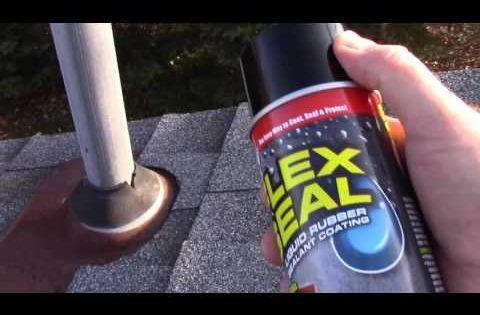 Spray Sealant For Water Leaks Leaking Roof Roof Leak Repair Leaking Flat Roof