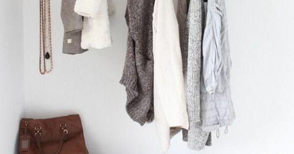 holz kleiderst nder selber bauen ideen b gelkleider home pinterest beautiful selbermachen. Black Bedroom Furniture Sets. Home Design Ideas
