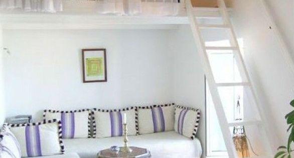 Kleine wohnung einrichten mit hochbett kleine zimmer for Yesss wohnzimmer