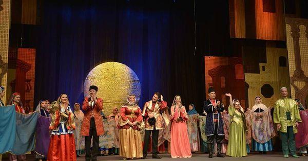 Bu Həftə Musiqili Teatrda Frame Az Art Painting Costumes