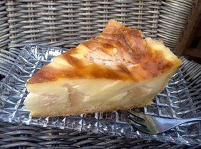 Apfel Sahnepudding Kuchen Einfach Kostlich Apfel Pudding Kuchen Apfelkuchen Rezept Vanillepudding Einfach Kostlich