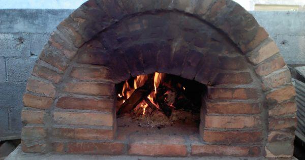 Como hacer un panadero y o horno de le a chimeneas - Fogones de lena ...