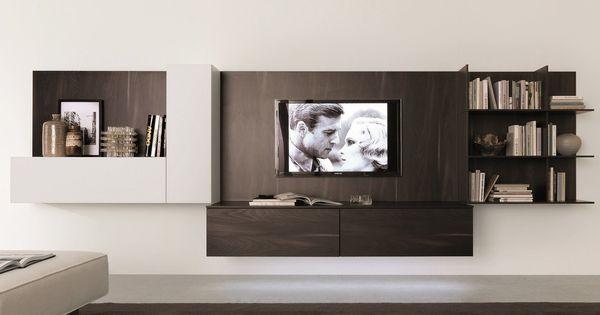 Muebles Modernos Para Tv Y Equipo De Sonido Ideas Para