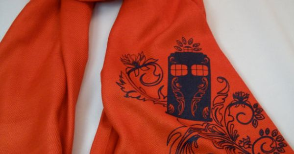 Doctor Who clothes on Etsy? Ooh ...