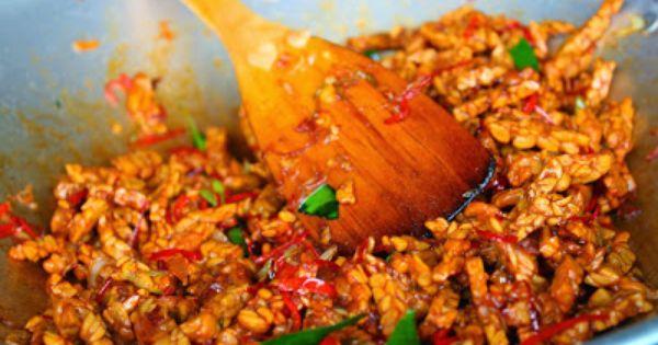 Resep Sambal Goreng Tempe Kering Sederhana Dan Enak Resep Kue Kering Ku Resep Tempe Resep Resep Masakan