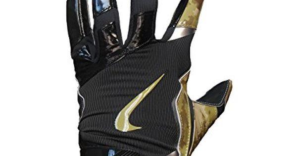 Nike Promo Vapor Jet 4 0 Receiver Gloves Black Camo L Gloves Nike Camo