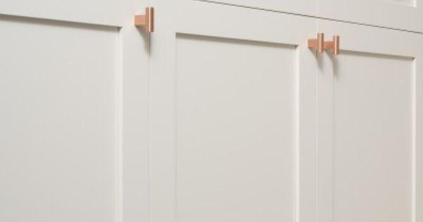 T Pull Satin Copper Kitchen Cabinet Pulls Kitchen Handles Kitchen Cabinet Hardware
