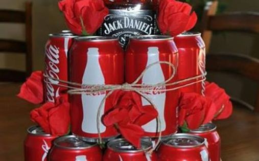 Jack And Coke Gift Ideas Pinterest Coke Gift And