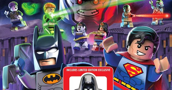 lego dc comics super heroes justice league vs bizarro league 2015 en streaming. Black Bedroom Furniture Sets. Home Design Ideas
