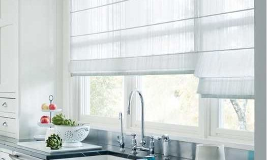 modern kitchen window treatment how to create modern window decor