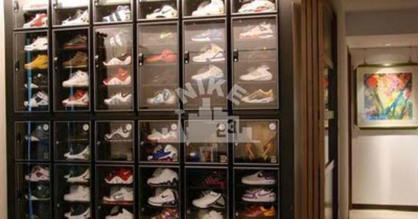 Sneaker Storage Perfect For Hubby Sneaker Storage Sneaker