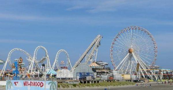 Morey S Piers And Beachfront Waterparks Wildwood Nj