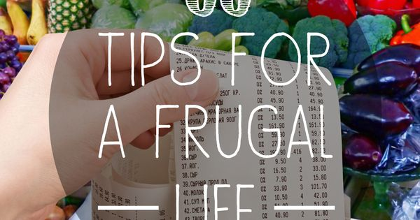 66 Tried-and-Tested Tips For a Frugal Life » GREAT money saving tips!